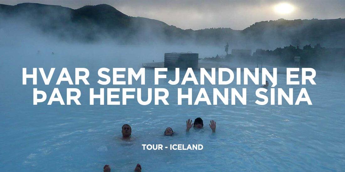 Tour Iceland